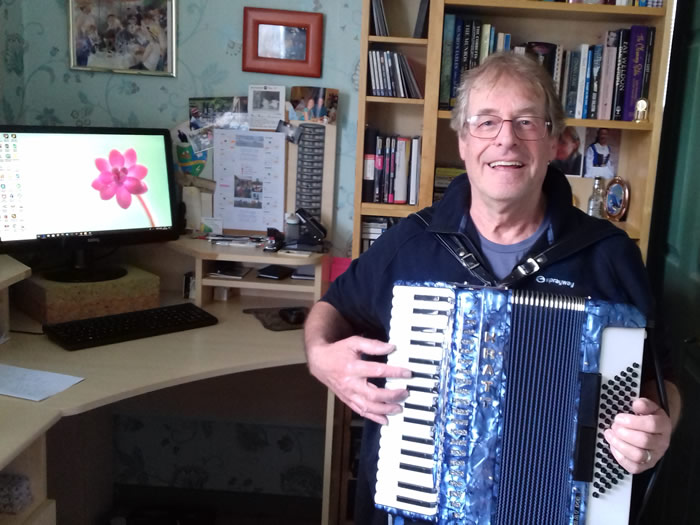 Andy's Accordion