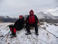 Summit of Meall Mor