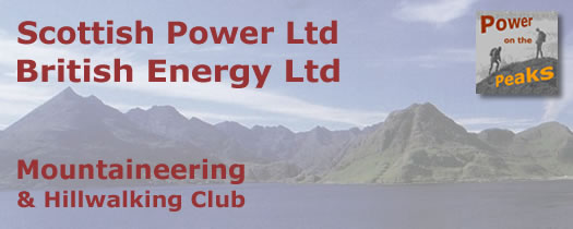 ScottishPower British Energy Mountaineering and Hillwalking Club title image