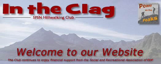 SPSN Hillwalking Club home page image